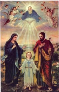 Holy family---JMJ