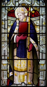 St Ambrose of Milan, Photo by Fr Lawrence Lew OP.