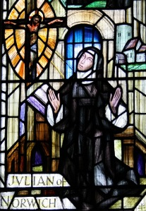 Julian of Norwich.